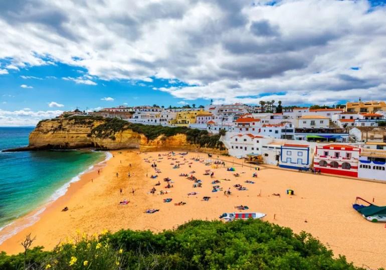 L'Algarve, ce petit morceau de France au sud du Portugal