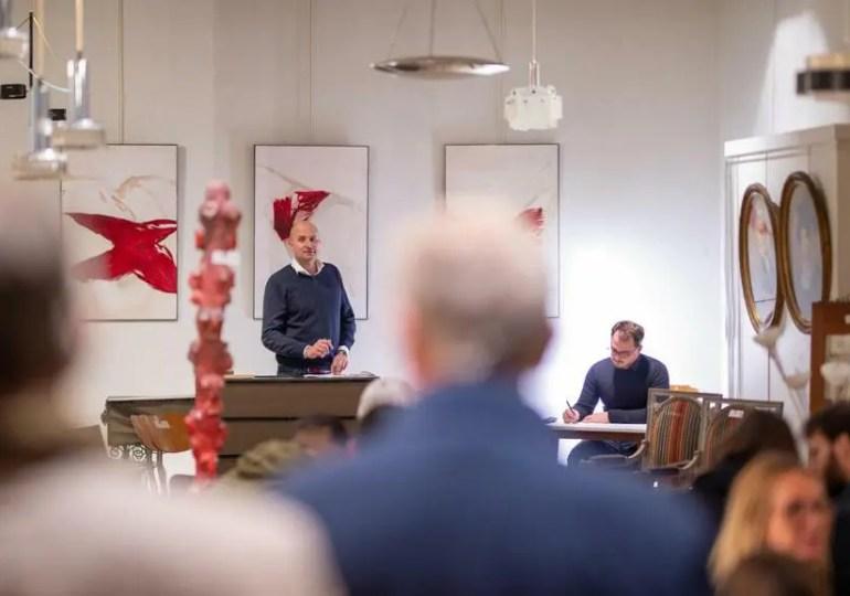 Lecture : Le Grand art, de Lea Simone Allegria
