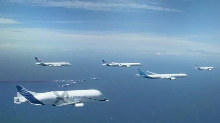 Airbus : plan de licenciement massif – Podcast Vidéo