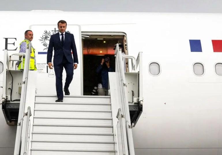 Emmanuel Macron se rend ce jeudi au Liban après les explosions qui ont ravagé Beyrouth