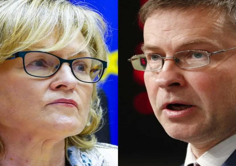 UE: l'Irlande perd le portefeuille du commerce, confié à Valdis Dombrovskis