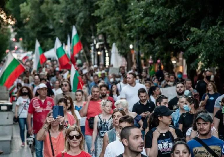 La population bulgare appelle l'UE à cesser de financer les mamamouchis au pouvoir