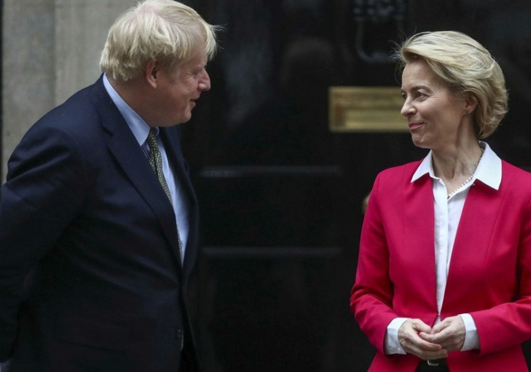 L'UE en sommet sur le Brexit sous la pression de Johnson
