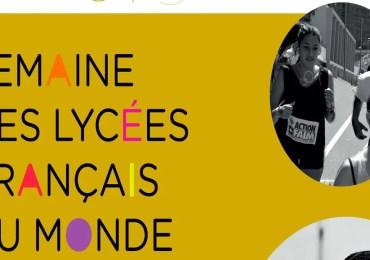 La semaine des Lycées Français du Monde c'est le 30 novembre !