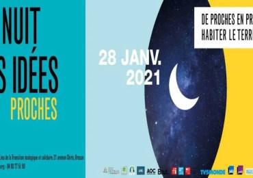 """La nuit des idées 2021 : le """"live"""" du réseau culturel français - Replay"""