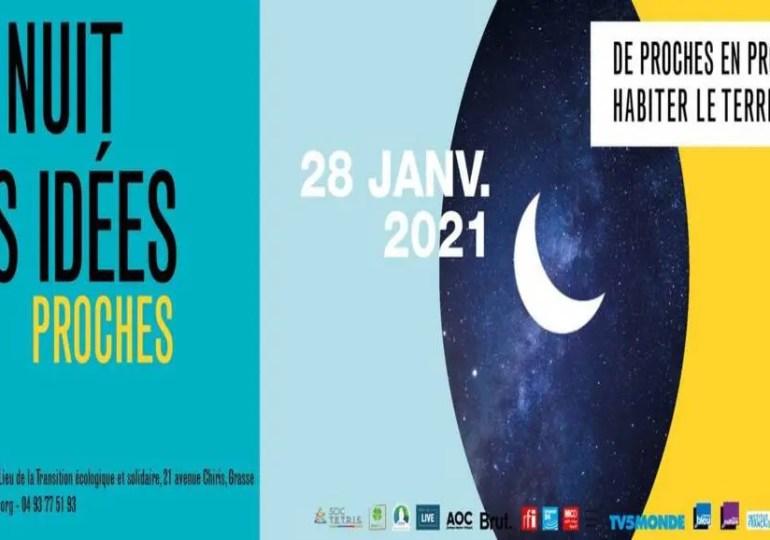 """La nuit des idées 2021 : le """"live"""" du réseau culturel français"""