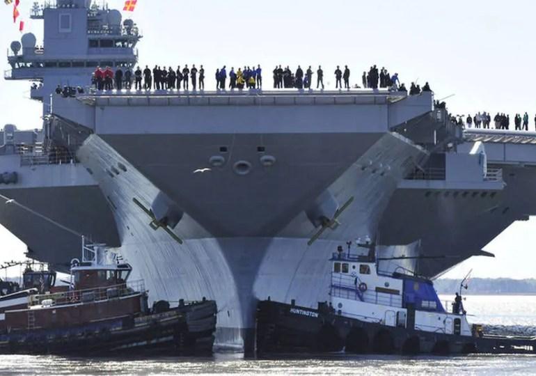 Le futur porte-avions ne doit pas être un coup d'épée dans l'eau