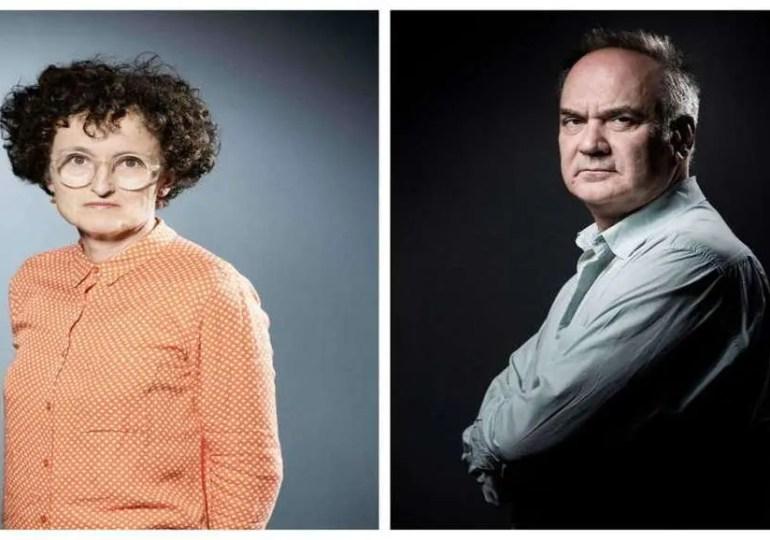 Littérature : Hervé Le Tellier remporte le Goncourt, Marie-Hélène Lafon le Renaudot