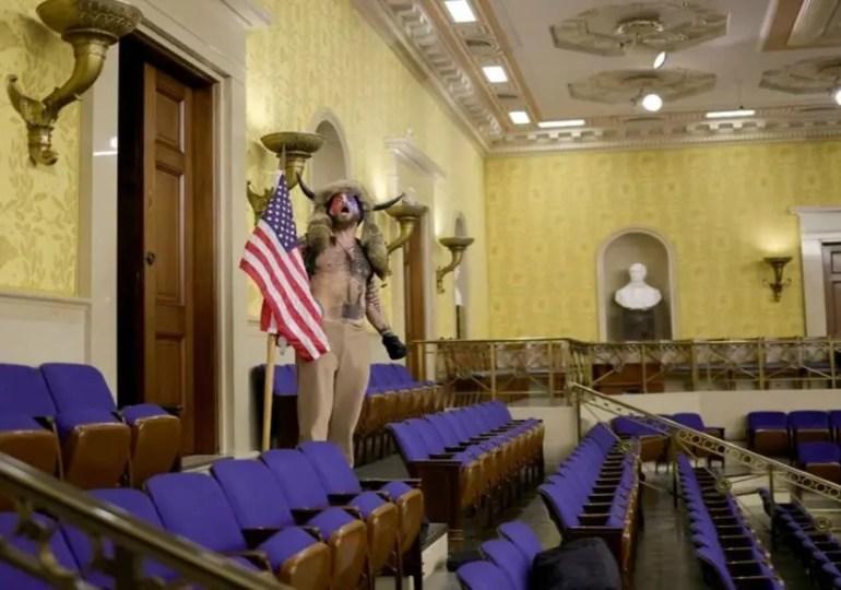 Le jour où le Capitole fût attaqué