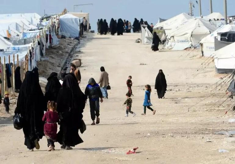 7 jeunes Français rapatriés de Syrie