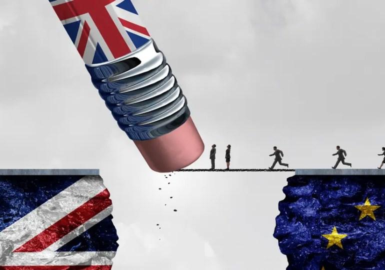 Sur la pente glissante du Brexit..