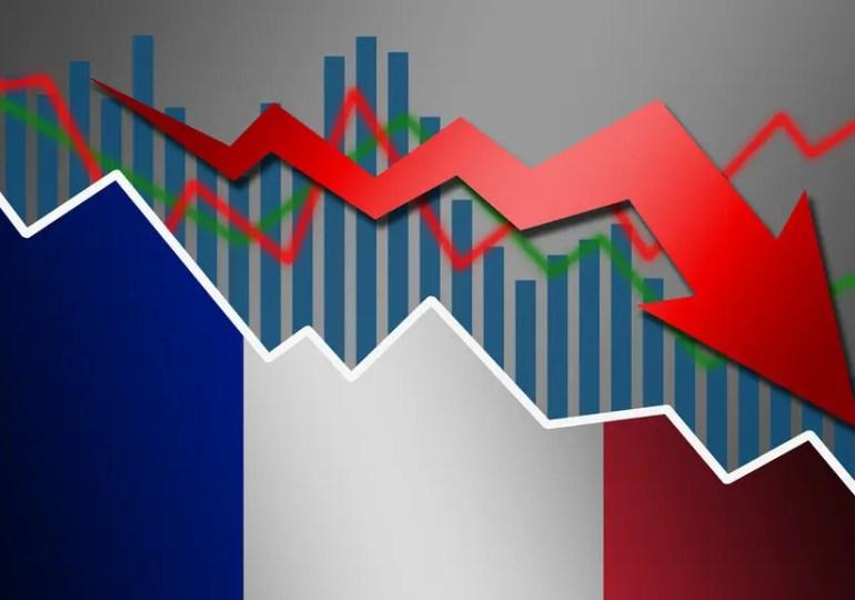 L'économie française sur un fil
