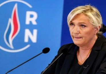 Rencontre entre Marine Le Pen et Viktor Orban