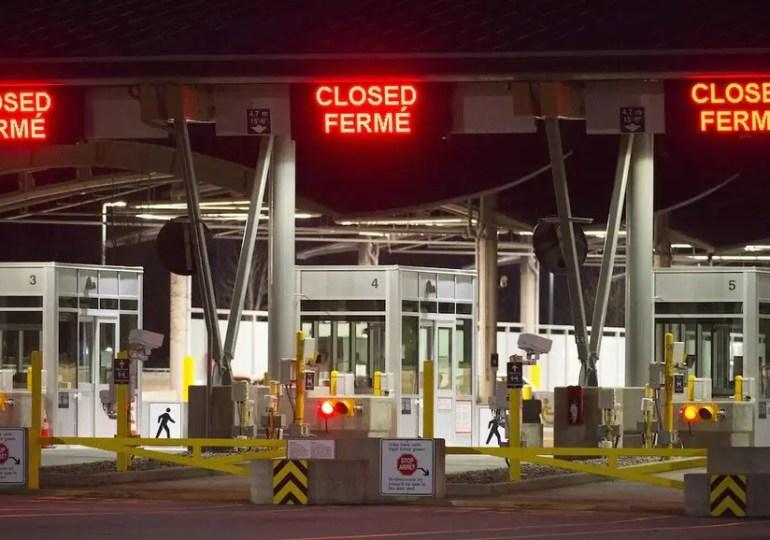 les USA vont réouvrir leurs frontières !
