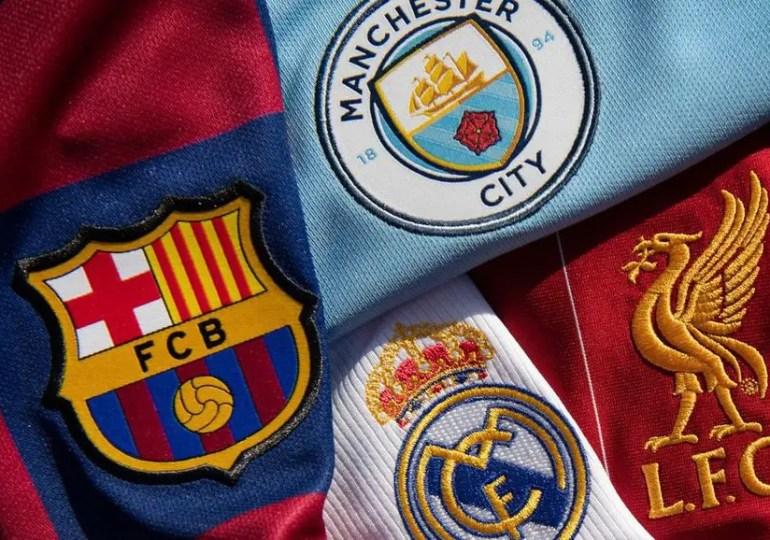 Le gouvernement britannique promet de bloquer la super ligue européenne de football