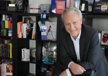 Yves Bigot, directeur général de TV5 Monde, raconte Michel Bergé à l'occasion de la comédie musicale éponyme