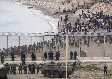 Espagne/Maroc : un afflux sans précédent à Ceuta