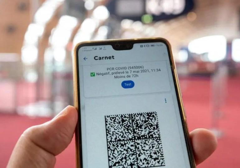 Un accord pour le certificat numérique européen au 1er Juillet