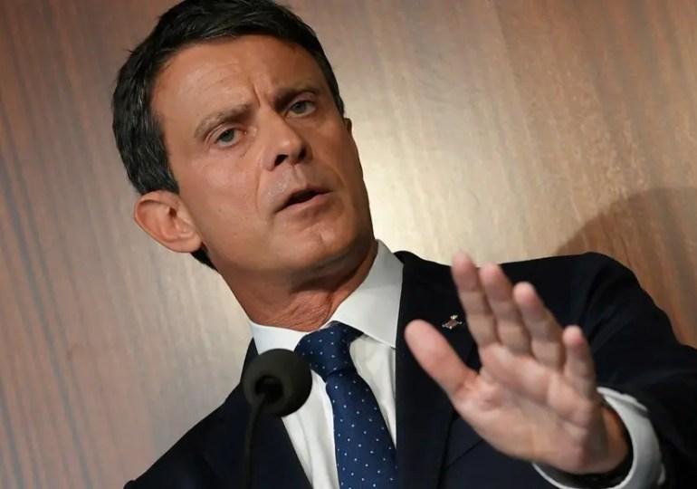 Un expatrié qui rentre... Manuel Valls