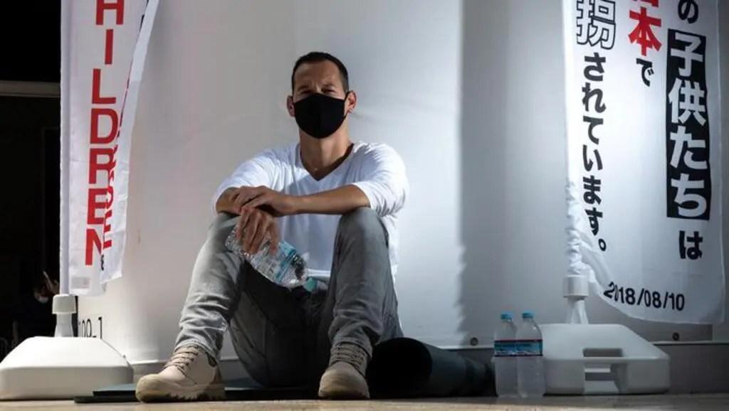 Vincent Fichot arrête sa grève de la faim