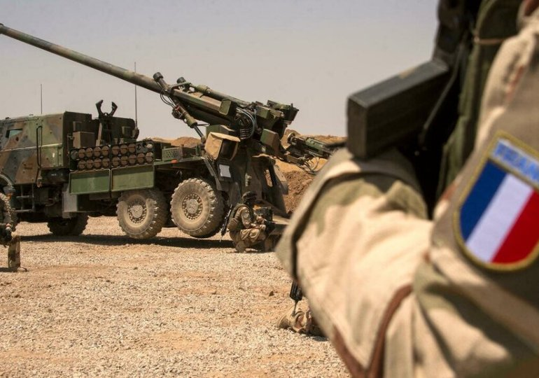 La France n'est pas prête à quitter l'Irak en cas de retrait américain