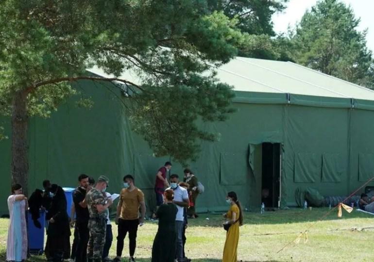 l'UE demandent à l'ONU d'agir contre l'afflux de migrants de Biélorussie