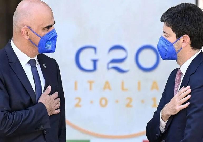 G20 : un pacte pour distribuer des vaccins