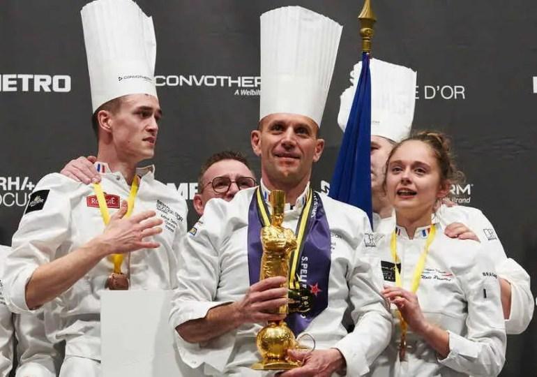 Gastronomie : la France remporte le Bocuse d'Or 2021