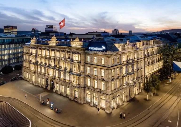 Le Crédit suisse, valet du communisme ?