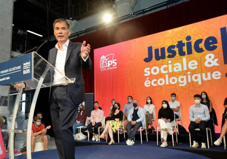 Olivier Faure, Cecilia Gondard obtiennent le soutien des militants PS à l'etranger