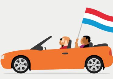 Le Luxembourg, champion européen pour les voitures