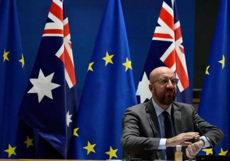 Crise des sous-marins : les négociations  entre l'UE et l'Australie interrompues