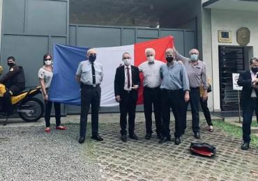 L'élu consulaire du Paraguay saisit le Conseil d'Etat contre l'administration