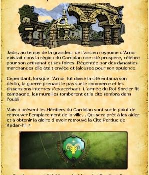 La Cité perdue de Kadar-hil