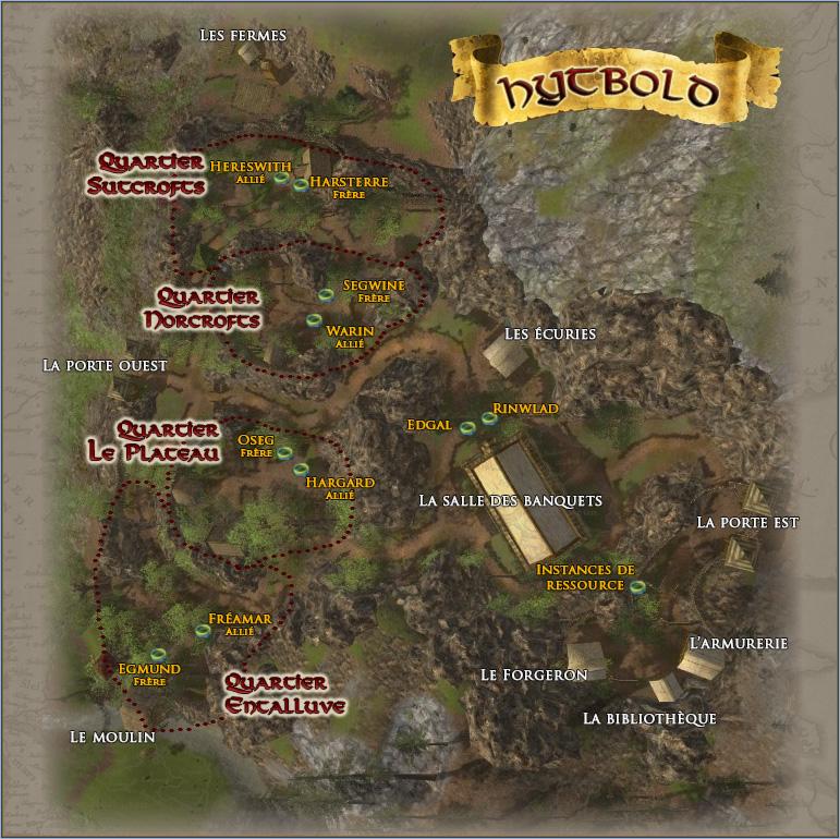 Carte d'Hytbold