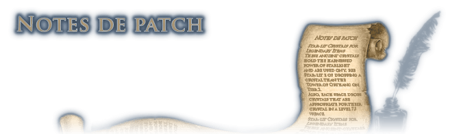 Catégorie Patch