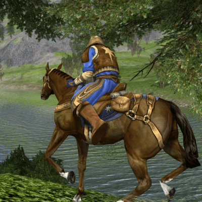 Tenue Eaves Watcher - Cosmetic LOTRO