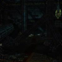 Isengard ruiné