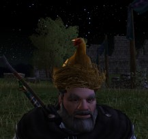 Chapeau nid