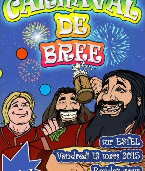 Le Carnaval de Bree 2015