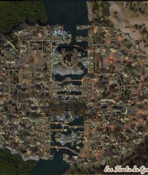 La carte d'Osgiliath (Alpha)