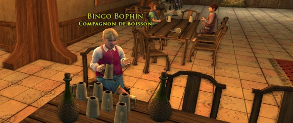 Bingo 3 - 13 de retour _ l'auberge