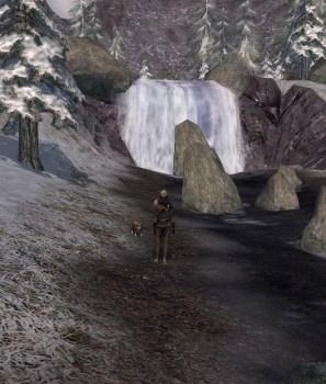 L'ascension des Monts Enneigés