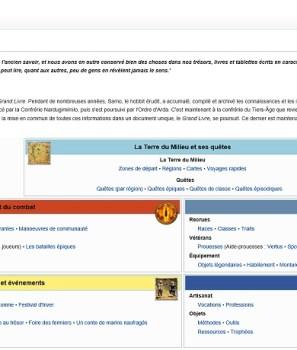 3 bougies pour Lotro-wiki.fr