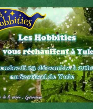 Les Hobbities réchauffent Yule
