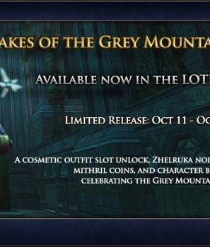 """Le pack """"Souvenirs des Montagnes grises"""" disponible"""