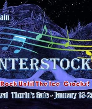 Winterstock VI : C'est ce week-end