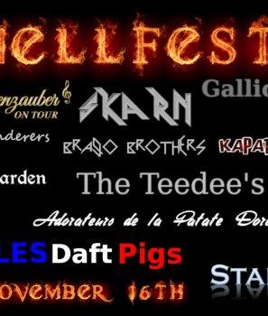 Le Hellfest c'est aussi sur Sirannon