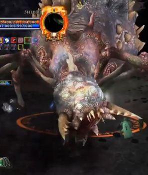Le raid Arachne en test sur Bullroarer