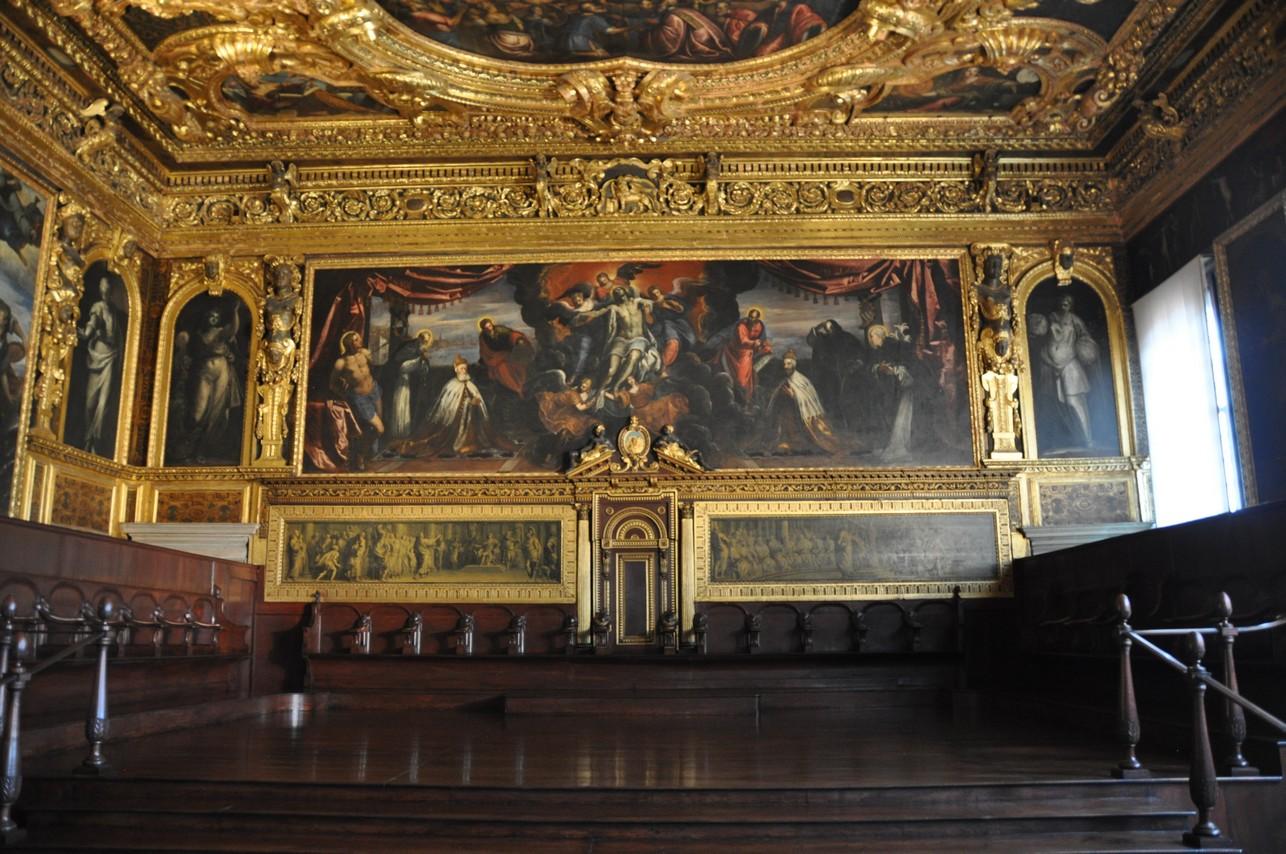 Jour 4 Palais Des Doges Retour En France Les Furet